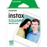 Instant Film Fujifilm Instax Square Film White 10 pack