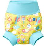 UV-protection - Swim Diapers Children's Clothing Splash About Happy Nappy - Garden Birds