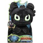 Sound - Soft Toys Spin Master How to Train Your Dragon The Hidden World Toothless with Sound 30cm
