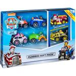 Construction Site - Commercial Vehicle Spin Master Paw Patrol True Metal Classic Gift Pack