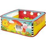 Ball Pit Set - Plasti Worlds Apart A to Zebra Sensory Ball Pit - 30 balls