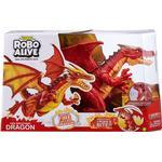 Lights - Interactive Pets Zuru Robo Alive Fire Breathing Dragon