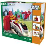 Toy Train - Plasti Brio Smart Tech Engine Set with Action Tunnels 33873