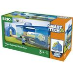 Train Accessories - Plasti Brio Smart Tech Railway Workshop 33918