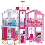 Doll House price comparison Mattel 3 Storey Townhouse