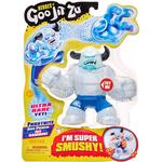 Rubber Figures Character Heroes of Goo Jit Zu Frostbite the Yeti