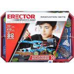 Construction Kit - Metal Spin Master Meccano Advanced Machines Innovation Set