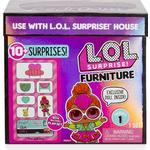 Surprise Toy - Doll-house Furniture LOL Surprise Furniture Series 1 Bedroom with Neon QT
