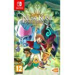 Anime Nintendo Switch Games Ni No Kuni: Wrath of the White Witch
