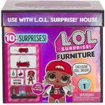 Surprise Toy - Doll-house Furniture LOL Surprise Furniture Series 1 Cozy Coupe with MC Swag