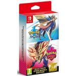 Pokemon sword Nintendo Switch Games Pokemon Sword & Shield: Dual Pack Steelbook Edition