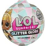Toys LOL Surprise Glitter Globe Doll Winter Disco Series with Glitter Hair