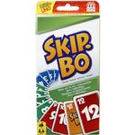 Family Board Games Mattel Skip Bo
