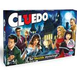 Family Board Games - Roll-and-Move Cluedo