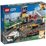 Toys Lego City Cargo Train 60198