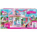 Plasti - Play Set Barbie Malibu House