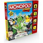 Childrens Board Games - Set Collecting Hasbro Monopoly Junior