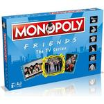 Roll-and-Move Board Games Monopoly: Friends