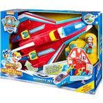 Paw Patrol Toys Spin Master Paw Patrol Mighty Jet Command Center