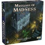 Strategy Games Fantasy Flight Games Mansions of Madness: Second Edition Streets of Arkham