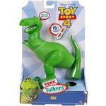 Sound - Toy Figures Mattel Disney Pixar Toy Story 4 True Talkers Rex 18cm