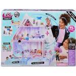 Fashion Doll Accessories price comparison LOL Surprise Winter Disco Chalet Doll House