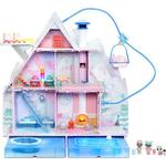 Surprise Toy - Dolls & Doll Houses LOL Surprise Winter Disco Chalet Doll House