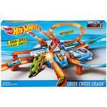 Car Track Set on sale Hot Wheels Criss Cross Crash