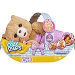 Interactive Pets - Fabric Moose Little Live Pets Cozy Dozy Cubbles the Bear