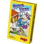 Childrens Board Games - Animals Haba Rhino Hero