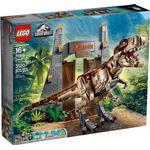 Plasti - Lego Jurassic World Lego Jurassic Park: T. rex Rampage 75936