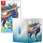 Pokemon sword Nintendo Switch Games Pokémon Sword: SteelBook Edition