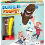 Party Games - Dice Rolling Mattel Flushin' Frenzy