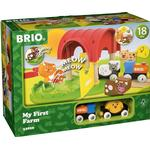 Farm Life - Play Set Brio My First Farm 33826