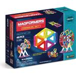 Construction Kit price comparison Magformers Carnival 46pc Set