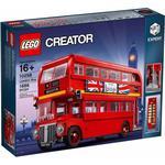 Plasti Toys Lego Creator London Bus 10258