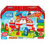 Sound - Building Games Fisher Price Mega Bloks Musical Farm