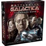 Strategy Games Fantasy Flight Games Battlestar Galactica: The Board Game