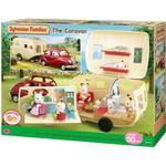 Doll Accessories price comparison Sylvanian Families The Caravan