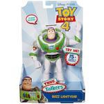 Toy Story - Action Figures Mattel Disney Pixar Toy Story 4 True Talkers Buzz Lightyear 18cm