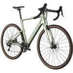 Road Cannondale Topstone Carbon Ultegra RX 2 2020 Male