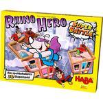 Childrens Board Games Haba Rhino Hero Super Battle