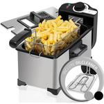 Deep Fryer - Removable Bowl Cecotec Cleanfry 3000 Profilter