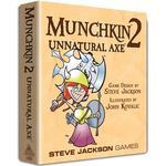 Card Games Steve Jackson Games Munchkin 2: Unnatural Axe
