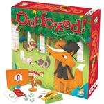 Childrens Board Games - Co-Op Gamewright Outfoxed