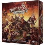 Miniatures Games - Co-Op Guillotine Games Zombicide: Black Plague