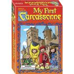 Childrens Board Games - Tile Placement Z-Man Games My First Carcassonne