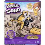 Construction Site - Play Set Spin Master Kinetic Sand Dig & Demolish Truck