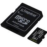 Kingston Canvas Select Plus microSDXC Class 10 UHS-I U3 V30 A1 100/85MB/s 512GB +Adapter