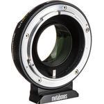 Lens mount adapter Metabones Speed Booster Canon FD To MFT Lens mount adapter